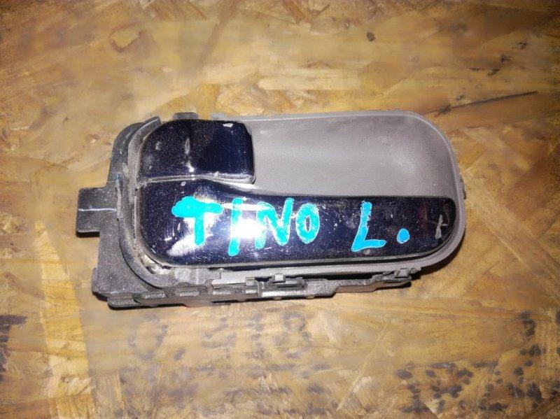 Ручка двери внутренняя Nissan Almera Tino HV10 SR20DE левая