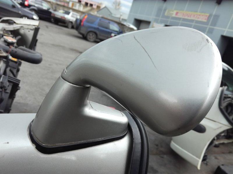 Зеркало на крыло Mitsubishi Pajero Mini H53A переднее левое