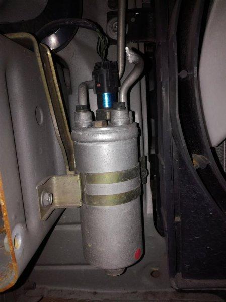 Осушитель кондиционера Nissan Cefiro WA32 VQ30DE