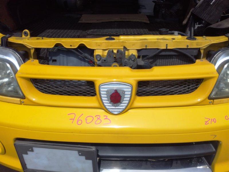 Решетка радиатора Nissan Cube AZ10 CGA3DE 1998