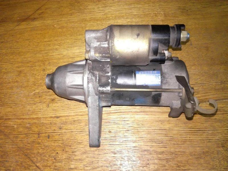 Стартер Honda Civic Ferio LA-ES3 D17A