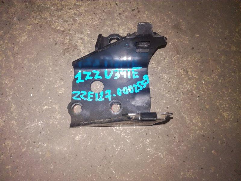 Кронштейн Toyota Allex ZZE122 1ZZFE левый