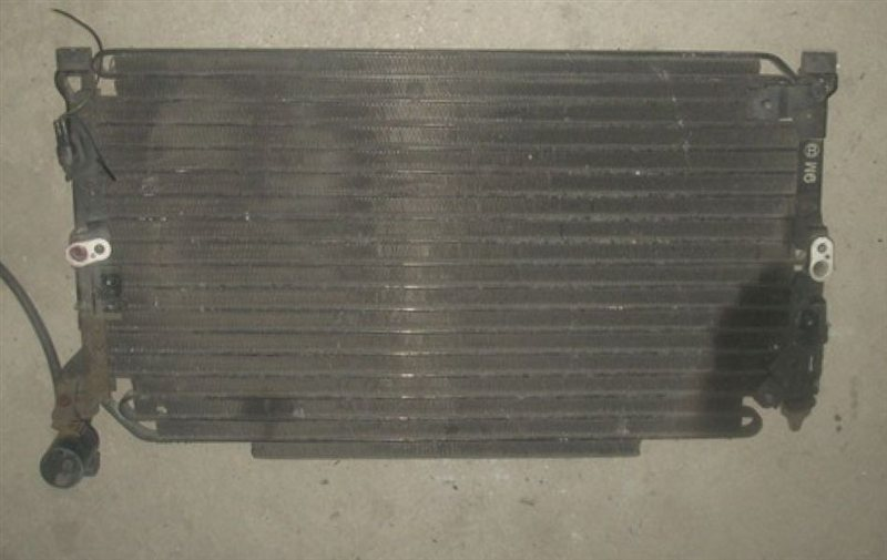 Радиатор кондиционера Toyota Chaser JZX81 1GGTE
