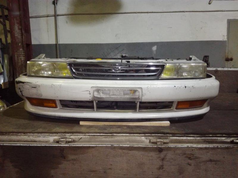 Бампер Toyota Corona Exiv ST182 4SFE 1989 передний