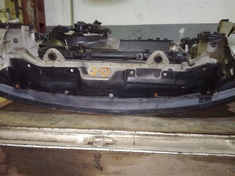 Защита радиатора Toyota Corona Exiv ST182 4SFI 1989 передняя нижняя
