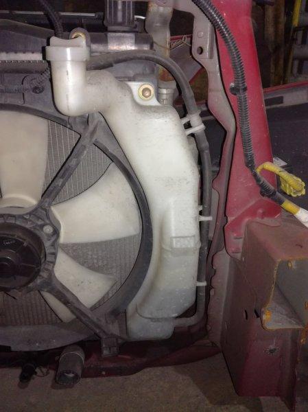 Бачок расширительный Honda Edix ABA-BE2 D17A