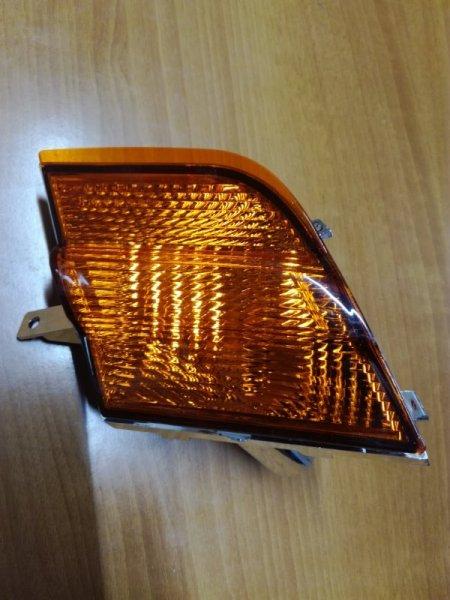 Повторитель в решетку Nissan Micra K12E CG10DE 2003 передний правый
