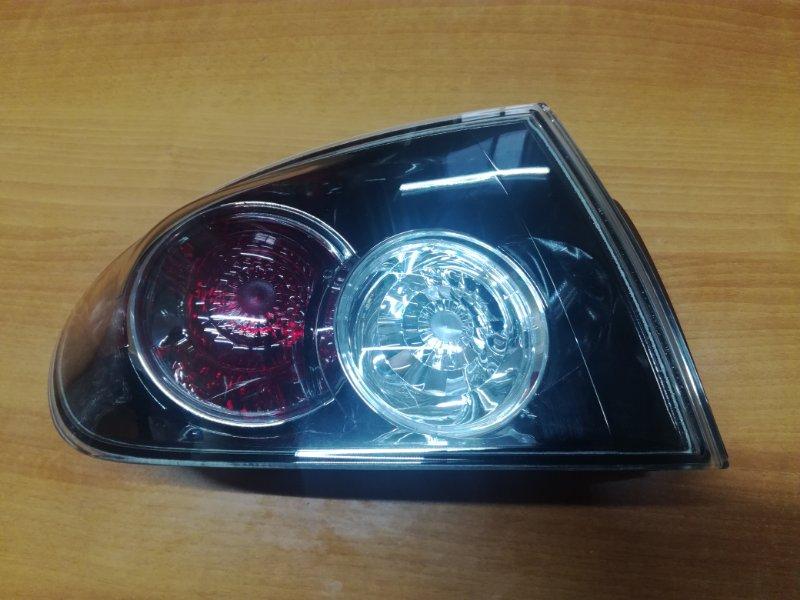 Стоп Mazda 3 BK3P задний левый