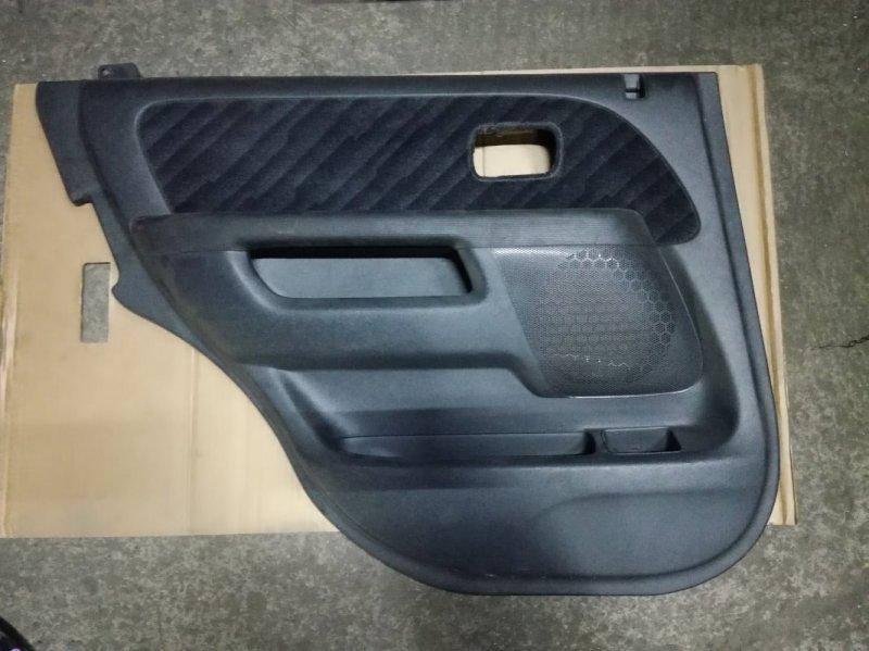 Обшивка двери Honda Cr-V RD4 K20A задняя левая