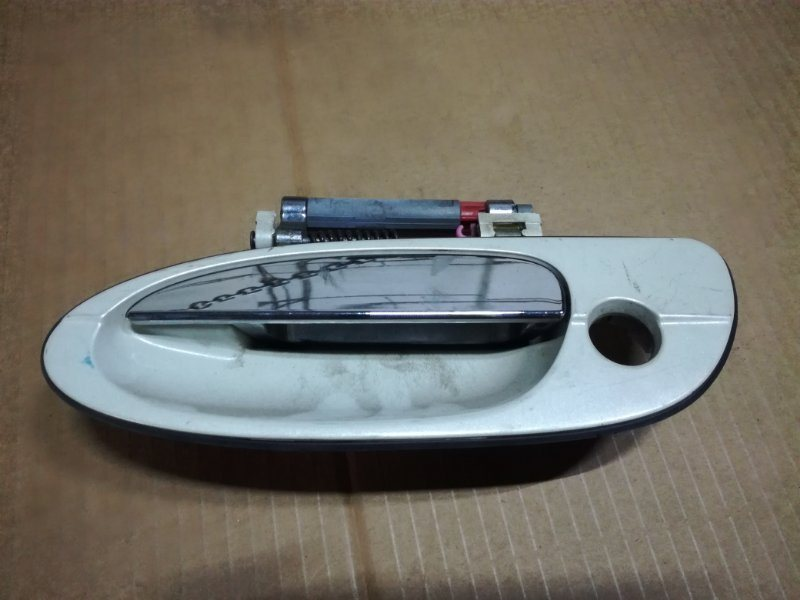 Ручка двери внешняя Nissan Cefiro A33 VQ20DE передняя левая