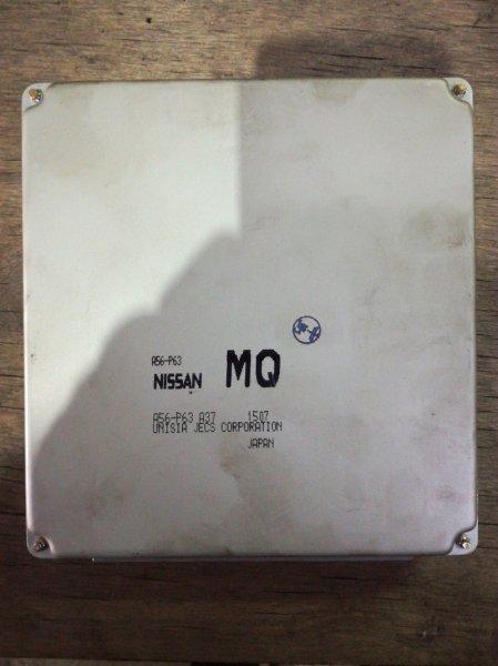 Блок управления двигателя Nissan Bluebird Sylphy QG10 QG18DE