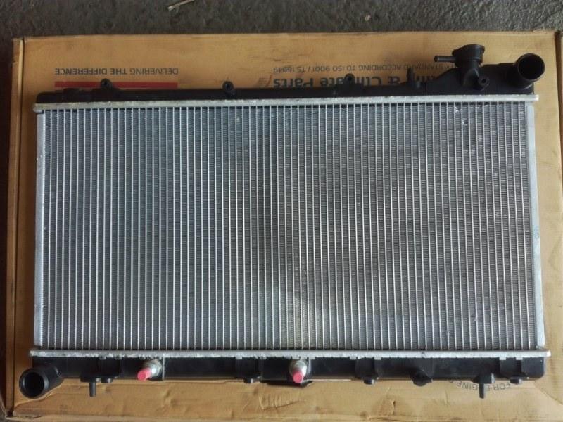 Радиатор двс Subaru Impreza GC1 EJ15E 1992
