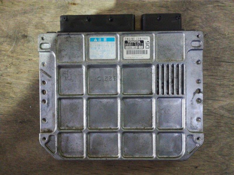 Блок управления двигателя Toyota Belta KSP92 1KRFE