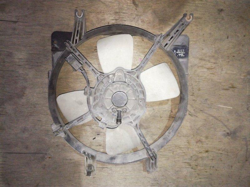 Вентилятор радиатора Mazda Demio DW3WF B3 1996
