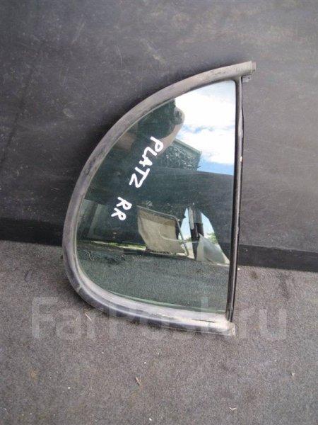 Форточка двери Toyota Echo NCP11 1NZFE задняя правая