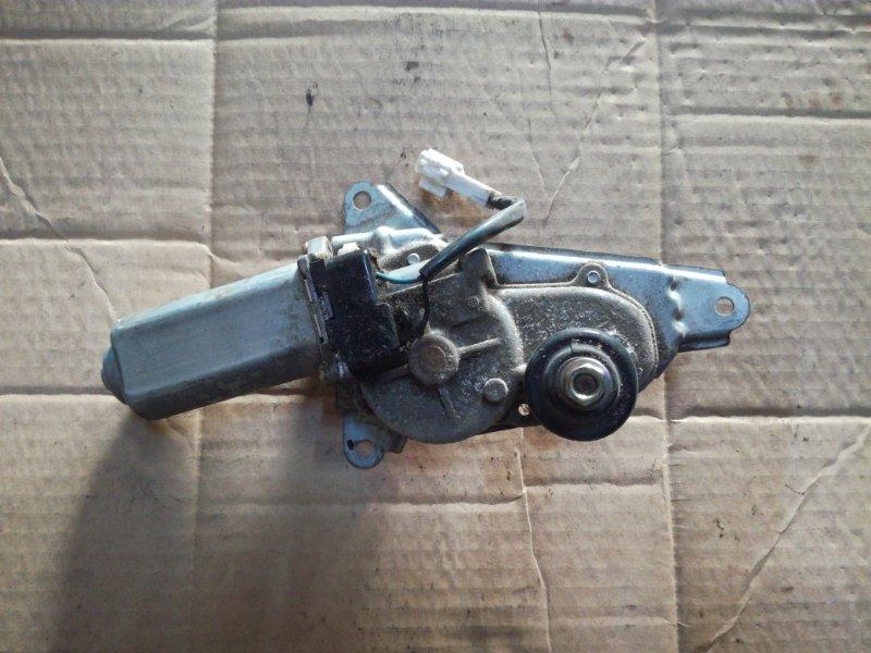 Мотор дворника Toyota Echo Verso NCP20 1NDTV задний