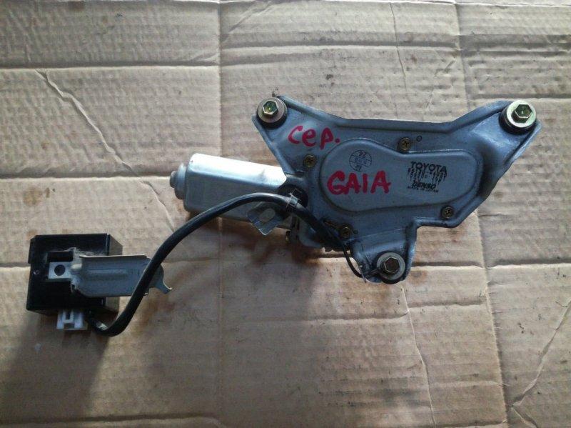 Мотор дворника Toyota Gaia ACM10 3CTE задний