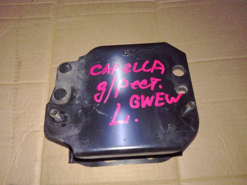Кронштейн бампера Mazda Capella GF8PF передний левый