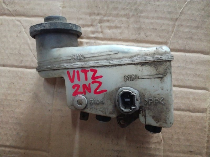 Бачок для тормозной жидкости Toyota Vitz NCP10 1NZFE