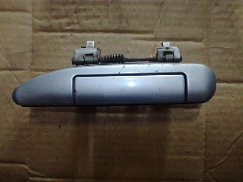 Ручка двери внешняя Nissan Ad VENY11 QG13DE левая
