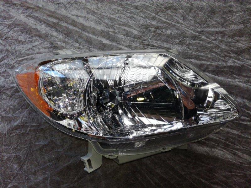 Фара Toyota Voltz ZZE136 1ZZFE 2002 передняя правая