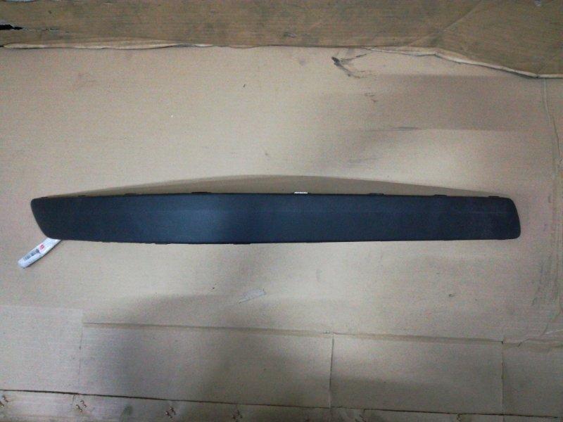 Молдинг бампера Hyundai Avante XD D4BB 2003 передний правый