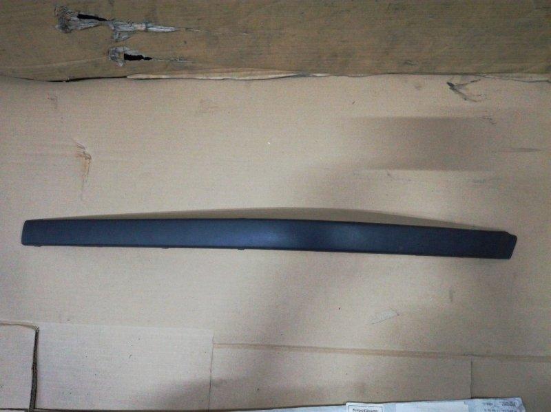Молдинг бампера Bmw 5-Series E39 M47D20 1996 передний левый