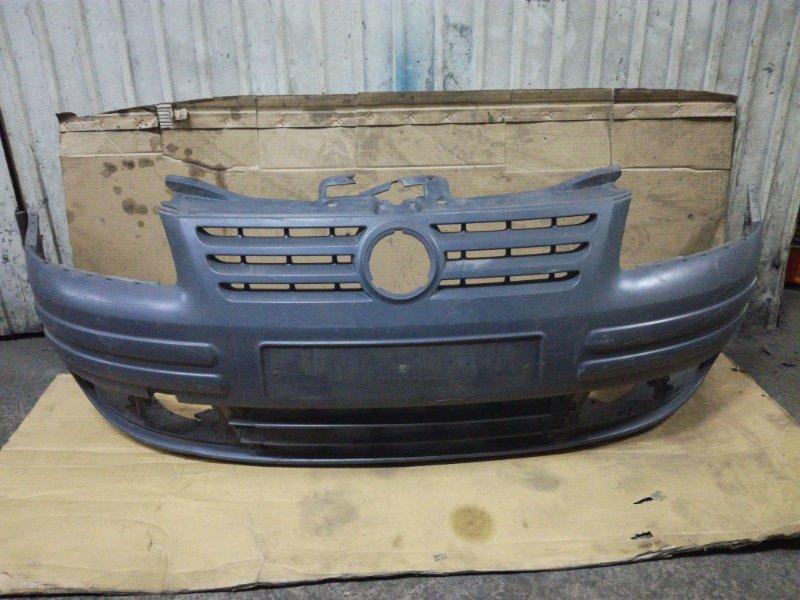Бампер Volkswagen Caddy 2KA ATM передний