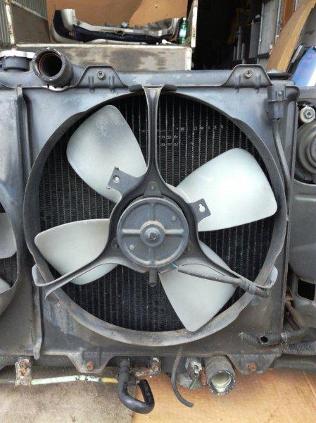 Вентилятор радиатора Mitsubishi Diamante F07W 6G72 правый
