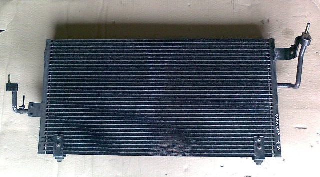 Радиатор кондиционера Mitsubishi Diamante F31A 6G72