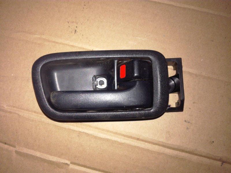 Ручка двери внутренняя Toyota Altezza GXE10 1TRFE правая