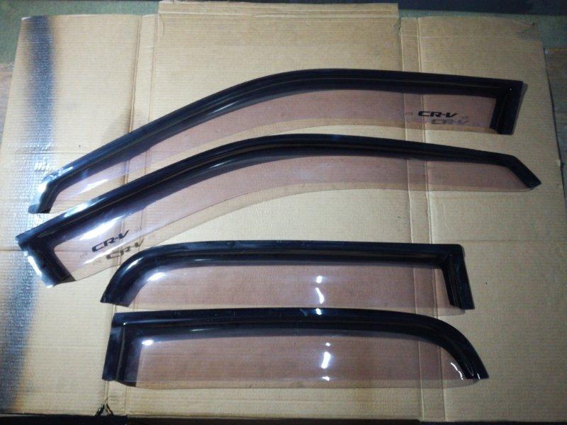 Ветровики комплект Honda Cr-V RD4 K20A 2001