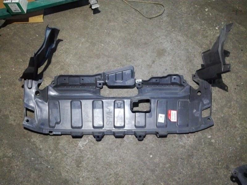 Защита двигателя пластиковая Honda Cr-V CBA-RD6 передняя нижняя