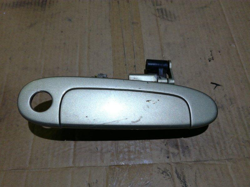 Ручка двери внешняя Toyota Echo NCP10 1NDTV передняя правая