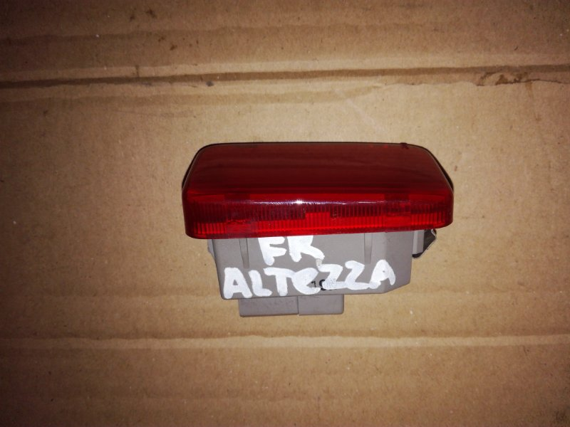 Фонарь подсветки Toyota Altezza GXE10 1GFE передний правый
