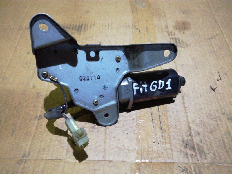 Мотор дворника Honda Fit GD3 L12A1 задний
