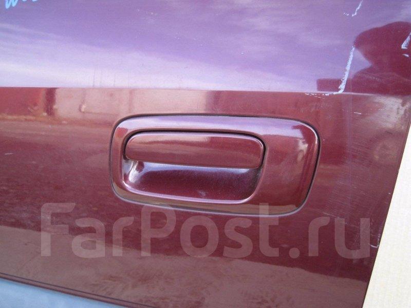 Ручка двери внешняя Opel Astra XM8 Z18XE передняя левая