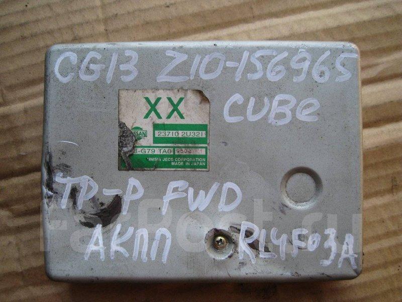 Блок управления двигателя Nissan Cube Z10 CG13DE