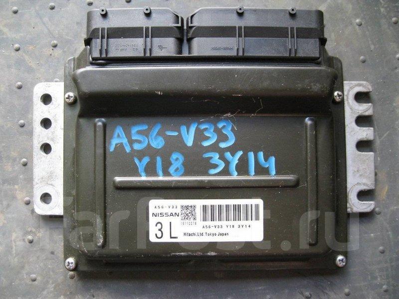 Блок управления двигателя Nissan Serena TC24 QR20DE