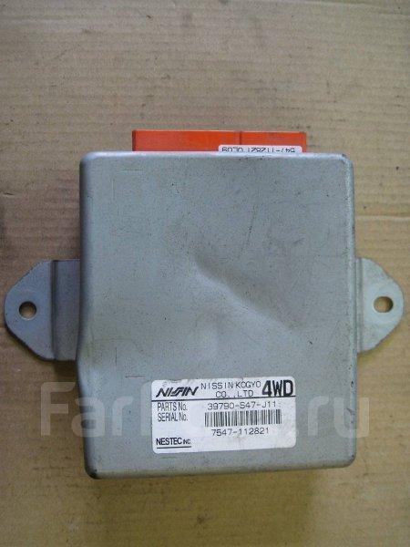Блок управления акпп Honda S-Mx RH2 B20B