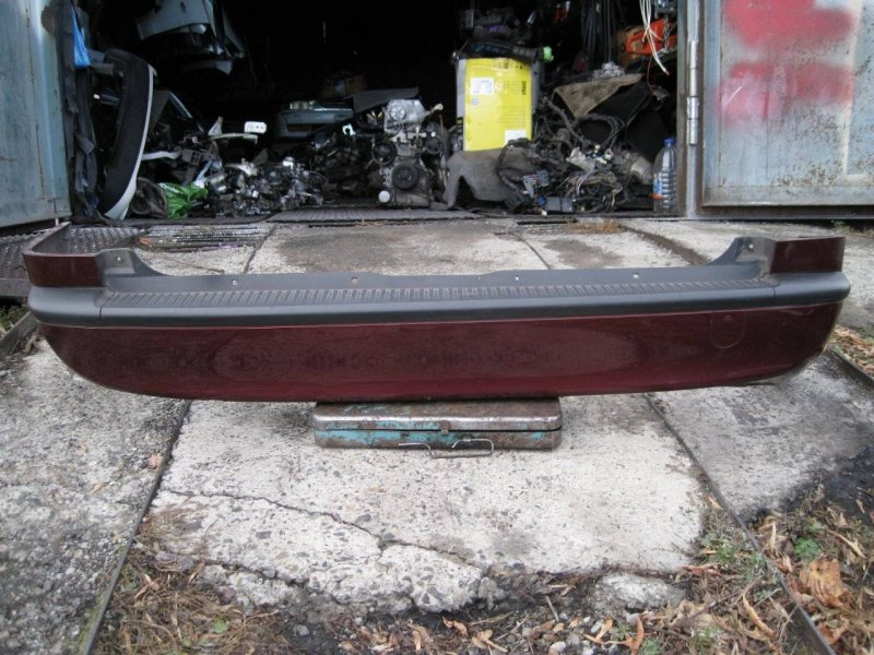 Бампер Subaru Zafira A XM8 Z18XE задний