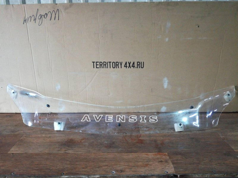 Дефлектор капота Toyota Avensis ADT250 1ADFTV