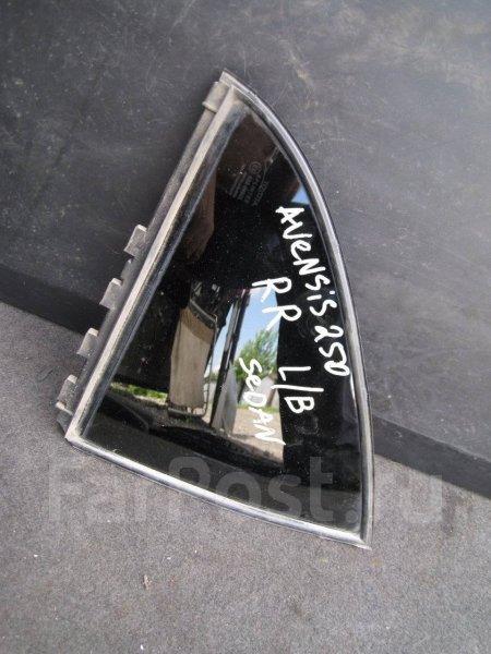 Форточка двери Toyota Avensis ADT250 1ADFTV задняя правая