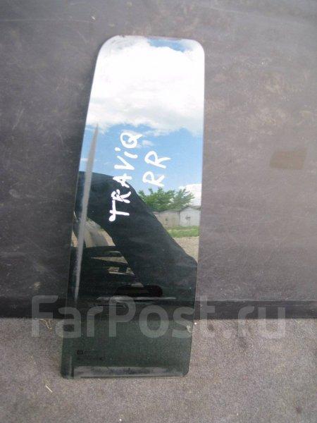 Форточка двери Subaru Traviq XM8 Z18XE задняя правая
