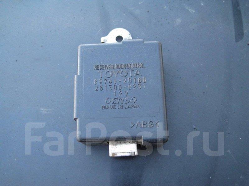 Блок управления дверьми Toyota Allion AZT240 1AZFSE