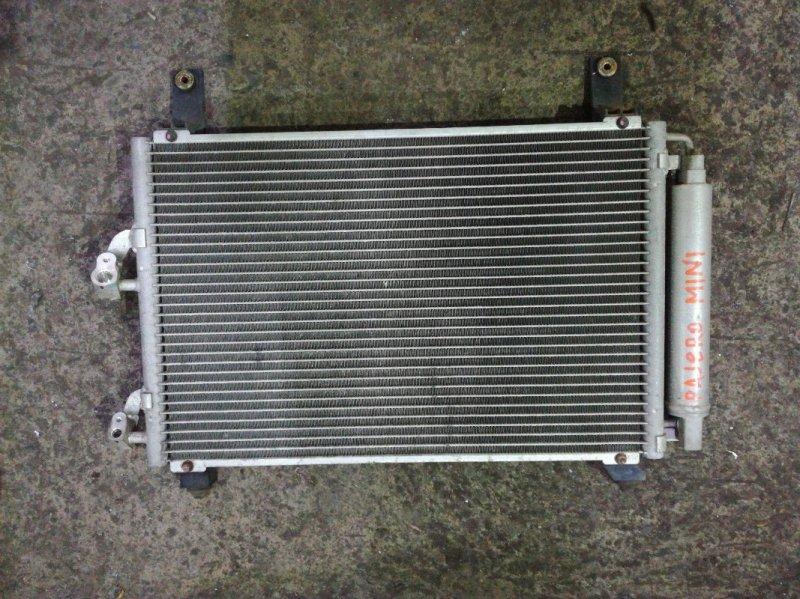 Радиатор кондиционера Mitsubishi Pajero Mini H53A 4A30