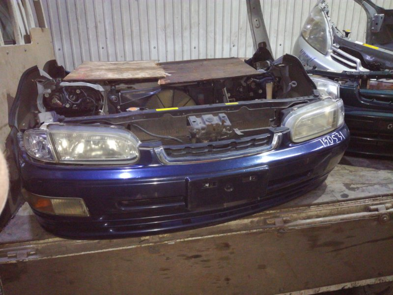 Бампер Nissan Presea HR11 GA15DE 1997 передний