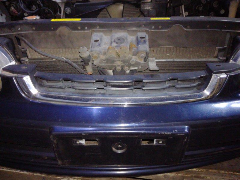 Решетка радиатора Nissan Presea HR11 GA15DE 1997