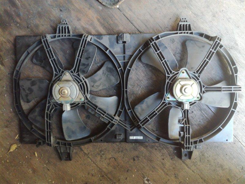 Вентилятор радиатора Nissan Almera FNN15 SR20DE