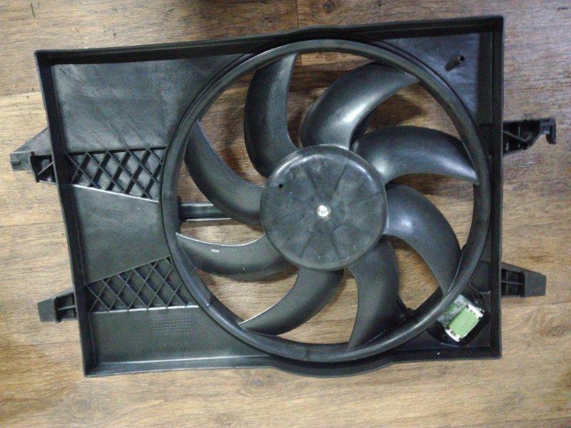 Вентилятор радиатора Ford Fiesta JH FYJA 2001